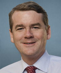 Sen. Michael Bennet Senator from Colorado, Democrat