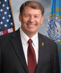 Sen. Mike Rounds Senator from South Dakota, Republican