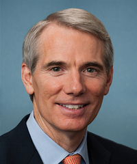 "Sen. Robert ""Rob"" Portman Senator from Ohio, Republican"