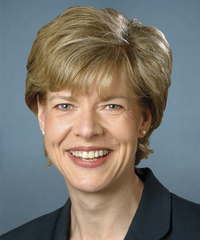 Sen. Tammy Baldwin Senator from Wisconsin, Democrat