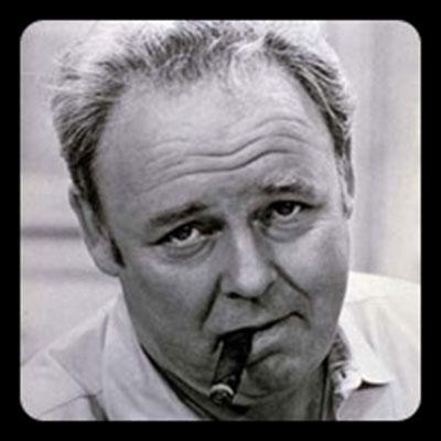 Carroll O'Connor (1924-2001)