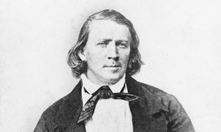 Brigham Young (1801-1877)