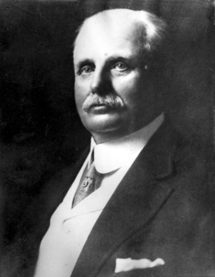 Frank Winfield Woolworth (1852-1919)